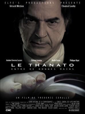 Le thanato - French Movie Poster (thumbnail)