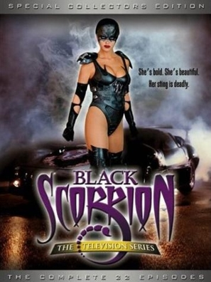 """Black Scorpion"" - DVD cover (thumbnail)"