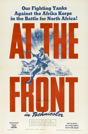 At the Front - Movie Poster (thumbnail)
