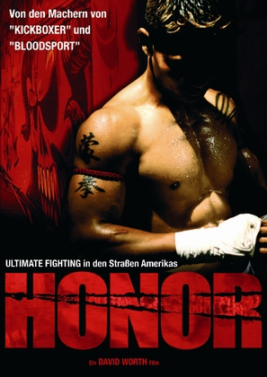 Honor - German Movie Poster (thumbnail)