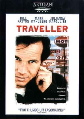 Traveller - DVD movie cover (thumbnail)