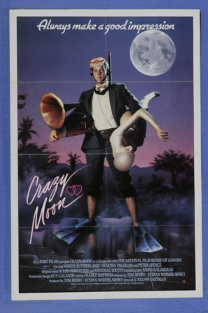Crazy Moon - Canadian Movie Poster (thumbnail)