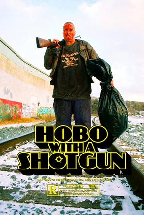Hobo with a Shotgun - Canadian Movie Poster (thumbnail)