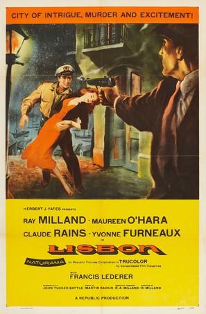 Lisbon - Movie Poster (thumbnail)