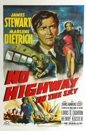 No Highway - Movie Poster (thumbnail)