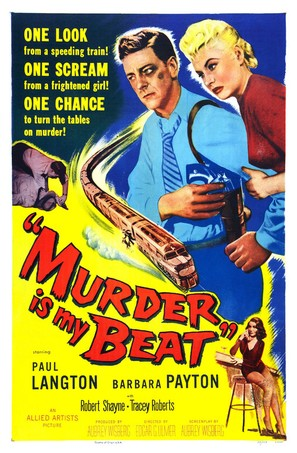 Murder Is My Beat - Movie Poster (thumbnail)