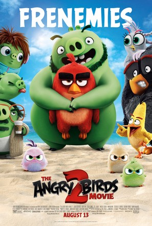 The Angry Birds Movie 2 - Movie Poster (thumbnail)