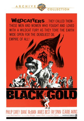 Black Gold - DVD movie cover (thumbnail)