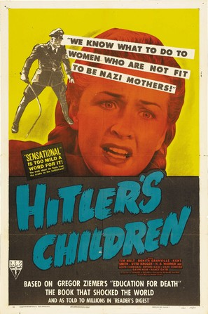 Hitler's Children - Movie Poster (thumbnail)