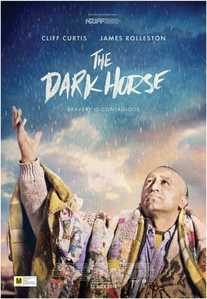 The Dark Horse - New Zealand Movie Poster (thumbnail)
