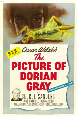 The Picture of Dorian Gray - Movie Poster (thumbnail)