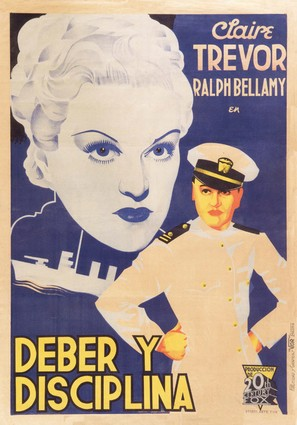 Navy Wife - Spanish Movie Poster (thumbnail)