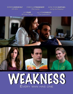Weakness - Movie Poster (thumbnail)