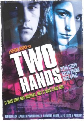 Two Hands - Australian Movie Poster (thumbnail)