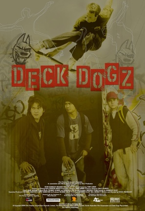 Deck Dogz - Movie Poster (thumbnail)