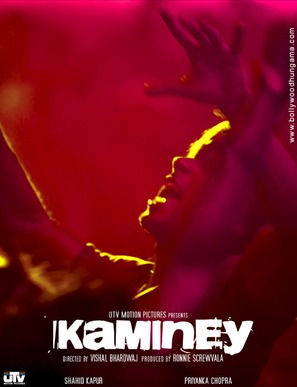Kaminey - Indian Movie Poster (thumbnail)