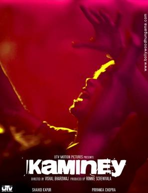 Kaminey - Indian Movie Poster (thumbnail)