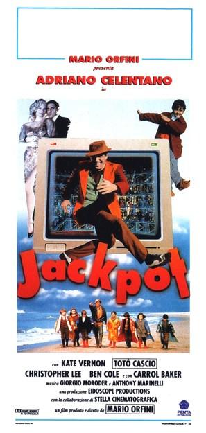 Jackpot - Italian Movie Poster (thumbnail)