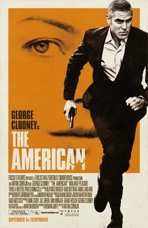 The American - Movie Poster (thumbnail)