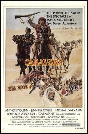 Caravans - Movie Poster (thumbnail)