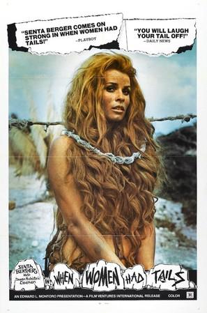 Quando le donne avevano la coda - Movie Poster (thumbnail)