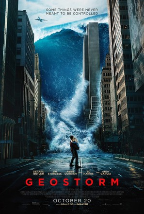 Geostorm - Movie Poster (thumbnail)