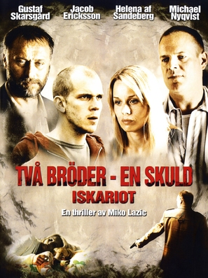 Iscariot - Swedish Movie Poster (thumbnail)