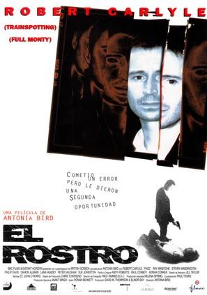 Face - Spanish Movie Poster (thumbnail)