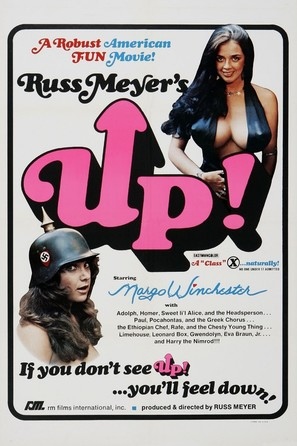 Up! - Theatrical poster (thumbnail)