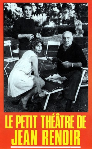 Le petit théâtre de Jean Renoir - French Movie Poster (thumbnail)