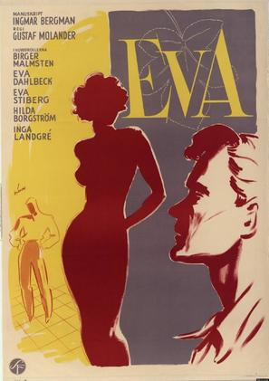 Eva - Swedish Movie Poster (thumbnail)