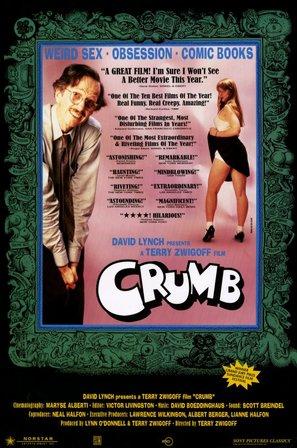 Crumb - Movie Poster (thumbnail)