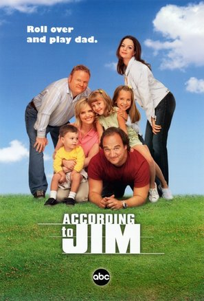 """According to Jim"" - Movie Poster (thumbnail)"