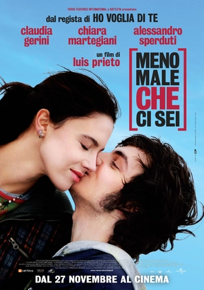 Meno male che ci sei - Italian Movie Poster (thumbnail)