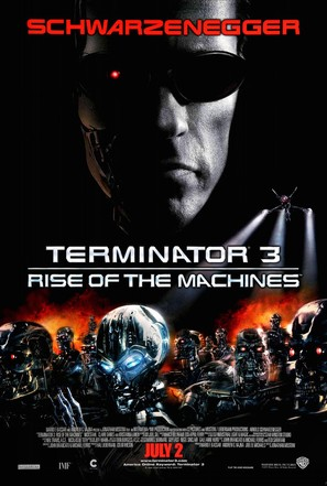 Terminator 3: Rise of the Machines - Movie Poster (thumbnail)