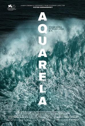 Aquarela - British Movie Poster (thumbnail)