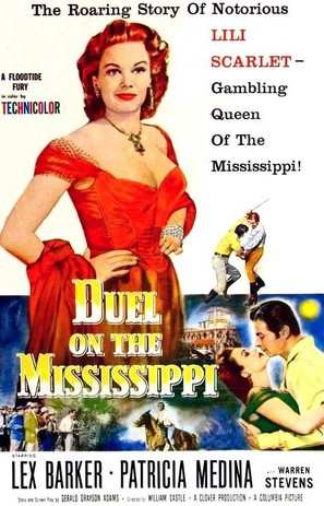 Duel on the Mississippi - Movie Poster (thumbnail)