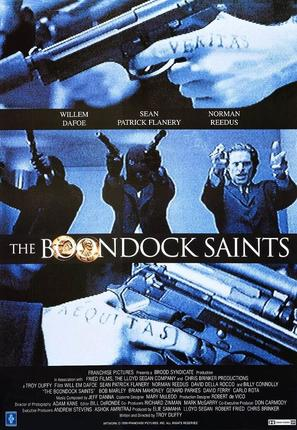 The Boondock Saints - Movie Poster (thumbnail)