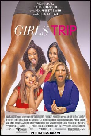 Girls Trip - Movie Poster (thumbnail)