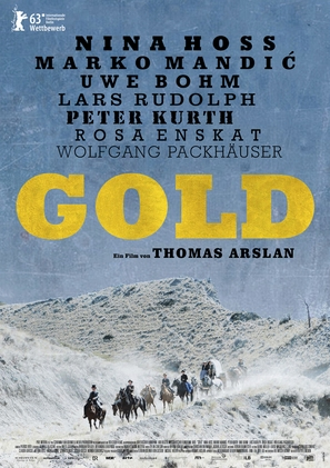 Gold - German Movie Poster (thumbnail)