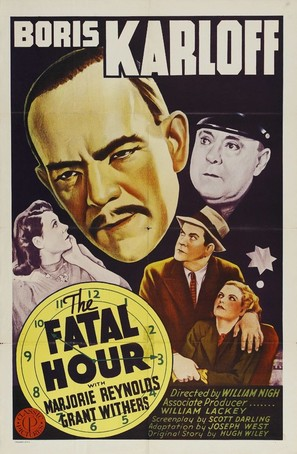 The Fatal Hour - Movie Poster (thumbnail)