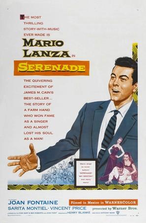 Serenade - Movie Poster (thumbnail)