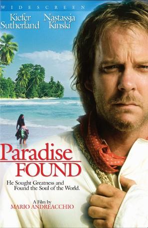 Paradise Found - poster (thumbnail)