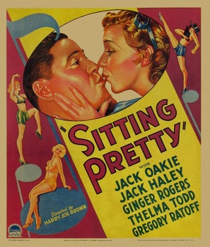 Sitting Pretty - Movie Poster (thumbnail)