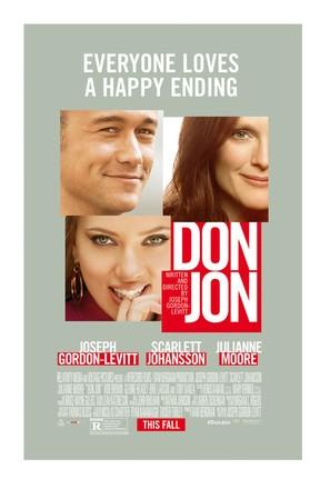 Don Jon - Movie Poster (thumbnail)