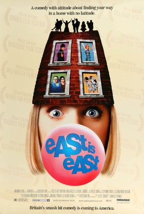 East Is East - Movie Poster (thumbnail)