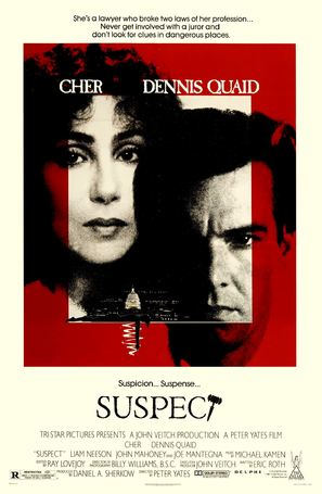 Suspect - Movie Poster (thumbnail)