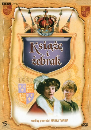 """The Prince and the Pauper"" - Polish Movie Cover (thumbnail)"