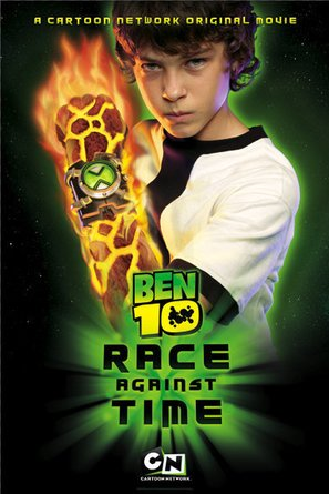 Ben 10: Race Against Time - Movie Poster (thumbnail)