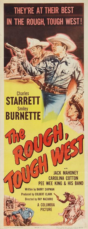 The Rough, Tough West